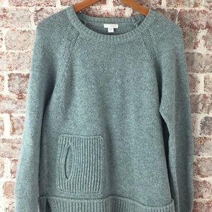Pure J Jill Wool Sweater